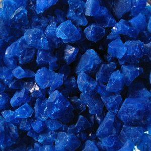 Teal Blue(テールブルー)【カラーシリカ・クラッシュクリスタル】