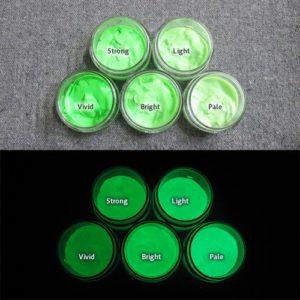 Green発光ベース 0050【(グリーン着色)ルミックカラー繊維スクリーンプリント用蓄光インク】