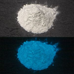 B_Blue 307【(ブルー発光)ルミックカラー蓄光パウダー】