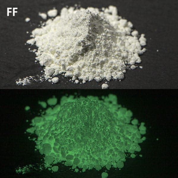 N_Green G300 FF耐水性なし【(グリーン発光)ルミックカラー蓄光パウダー】