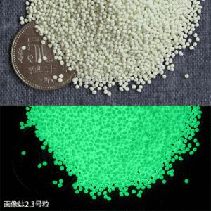 N_Green GLL300(PS2)【(高輝度グリーン発光)ルミックカラー蓄光つぶつぶ】