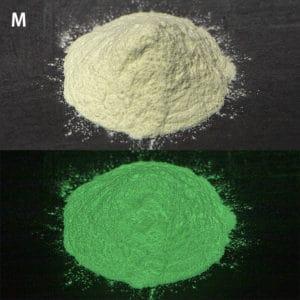 N_Green GLL300 M(PS2)耐水性あり【(高輝度グリーン発光)ルミックカラー蓄光パウダー】