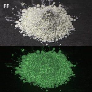 N_Green GLL300 FF耐水性なし【(高輝度グリーン発光)ルミックカラー蓄光パウダー】