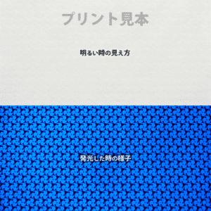 R_Blue【(ブルー発光)ルミックカラー繊維スクリーンプリント用蓄光インク】