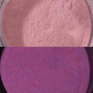 桃色(春色セットより・硫化亜鉛系)【ルミックカラー蓄光パウダー】