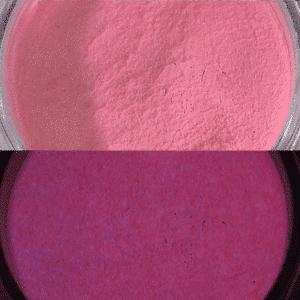 ぴんく色(春色セットより・硫化亜鉛系)【ルミックカラー蓄光パウダー】